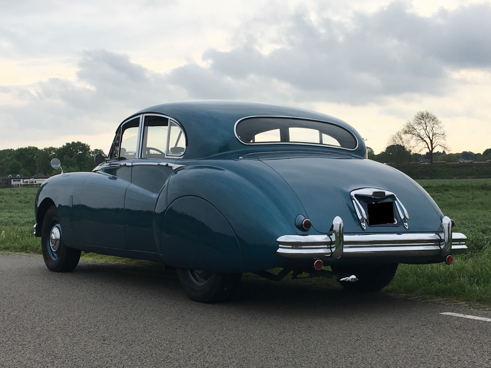 Jaguar Mark 7 1951 - E-type and sportscars
